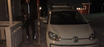 Har køyrt 92 000 kilometer med elbil i Sogn