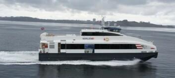 Ny båt kjem på plass mellom Årdalstangen og Fodnes tysdag