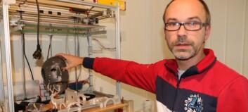 Årdølen Frode Nilssen ynskjer å leva av 3D-prenting