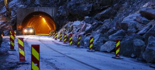 Vegen til Årdal er endeleg open: – Det er eit imponerande arbeid som er gjort
