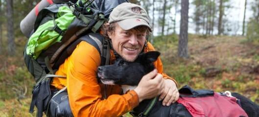Snart kan heile Norge følga Lars Monsen minutt for minutt på fjelltur i Årdal