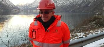 Statens vegvesen informerer om opningstidene forbi Finnsåstunnelen i tida frametter, og gangen i arbeida