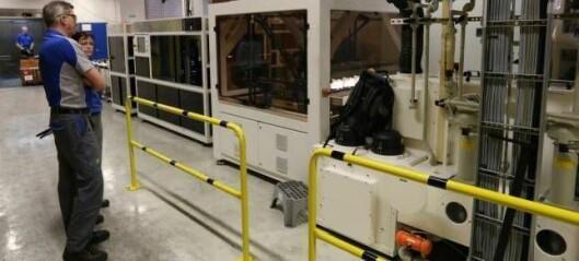 NorSun vil investera fire milliardar og tidobla produksjonen i Årdal