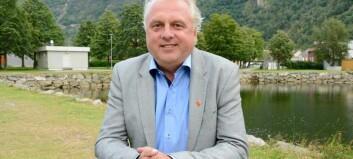 Ordføraren Jan Geir Solheim: – Lærdal vart svikta av staten etter brannen i 2014