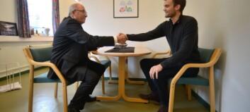 Studentane i Sogndal fekk med ordføraren på #MeToo-opprop