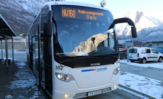 Årdal er månadens destinasjon: Samstundes trappar Valdresekspressen ned rutetilbodet