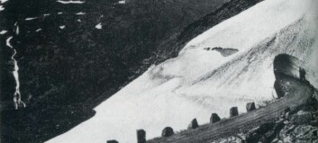 Dramatisk biltur til Tyin hotel 2. påskedag 1946