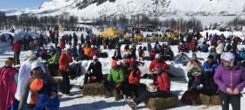 Skianlegga melder om fantastisk vêr og rekordbesøk i påska