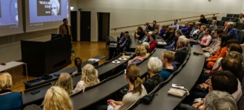 Legekonferanse om helse: –Overbehandling eit stort problem