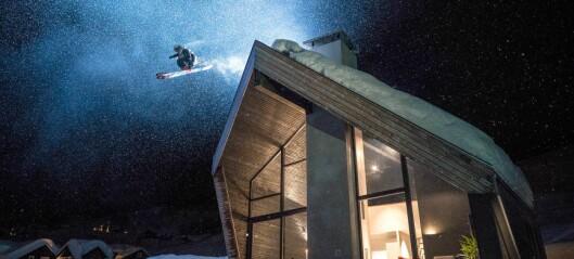 Skibilete frå Sogndal handplukka av ekstremsportgiganten X Games