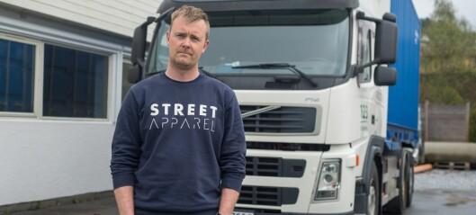 Tilbodet om oppkøyring for tungbil i Sogn blir lagt ned: – Næringa skrik etter yrkessjåførar