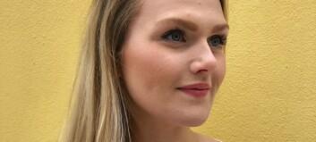 Marte (23) går rett frå skodespelarutdanning til debut i heimbygda