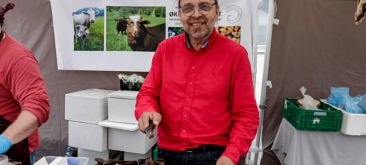 Han vil konkurrere mot den tradisjonelle daglegvarebutikken – lagar berre lokalprodusert mat