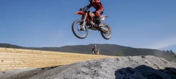 Sogn motorsportklubb aukar stadig – luftige svev på open dag