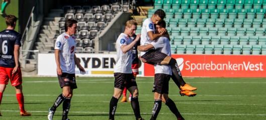 Målfest på Fosshaugane – fem (!) mål på berre 12 minutt
