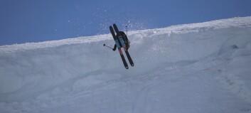 Kompisgjeng vil syna at ein ikkje må til Chamonix - Jotunheimen har alt