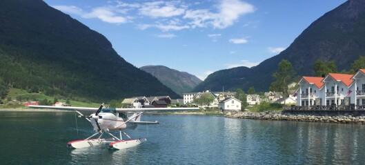 Sjøflyselskapet Scandinavian Skies satsar i bygdene