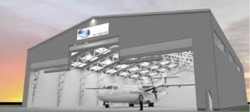Den skulle gje færre kansellerte fly i Sogndal – kan bli stoppa av EØS-reglar