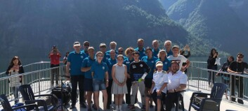 Heldt konsert på Vision of the Fjords – Me er glade musikantar