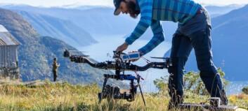 Falkeblikk skal laga spektakulær panoramafilm for bremuseet