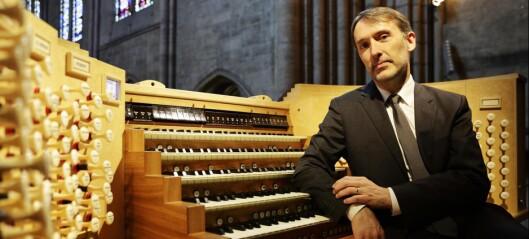 Orgelet skal bli innvia av verdskjend musikant