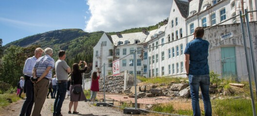 I framtida kan du truleg overnatta på Harastølen Hotell