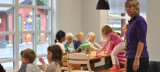 Utkantsbygda Jostedalen har venteliste i barnehagen