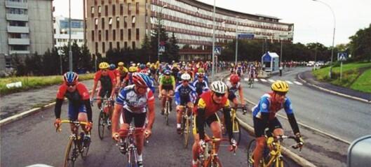 Oslo-Lærdal: Sykkelklassikaren på programmet att