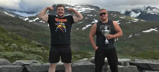 Fekk palleplassering i Norges Strongman Cup: – Vil bli blant dei sterkaste i landet