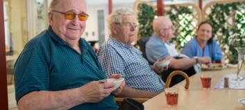Endeleg får dei eldre her lokale smakar på menyen