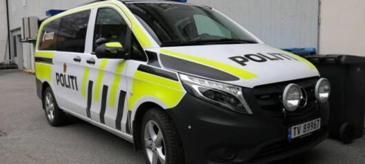 Politiet tok hand om voldeleg mann i Aurland