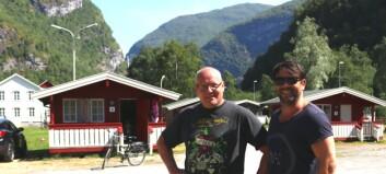 Travelt for Utladalen camping: – Eg er som ein vandrande turistinformasjon