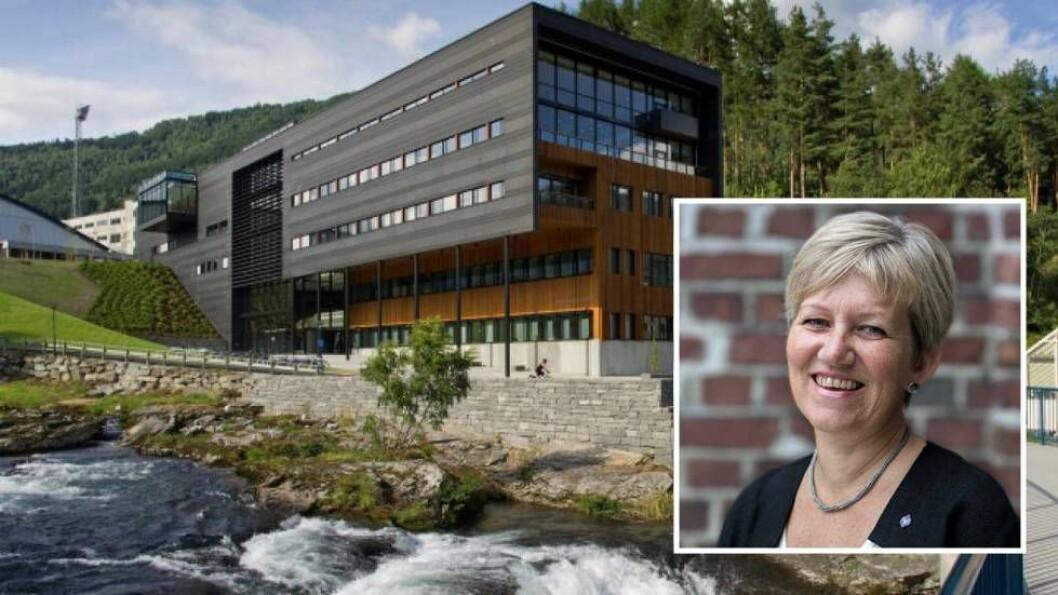 Prorektor ved Høgskulen på Vestlandet Sogndal,Bjørg Kristin Selvik, meiner det er eit kvalitetsstempel å vera eit universitet.