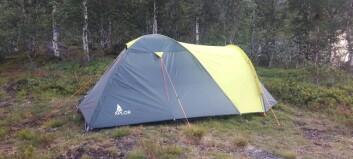 Mystiske telt fekk politiet til å klø seg i hovudet – så fekk dei svaret