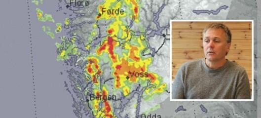 Kommunane i Sogn er klare for styrtregnet: – Folk må vera obs