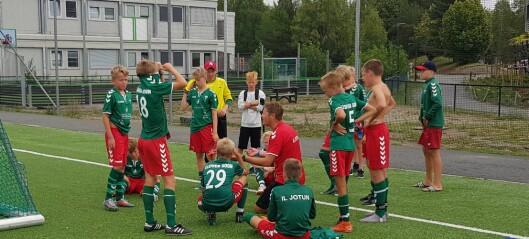 Berre tre lag frå Sogn kjempar vidare i Norway Cup