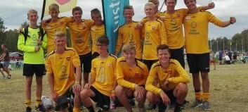 Hafslo vann B-finalen for første gong: – Eg er kjempestolt av heile laget