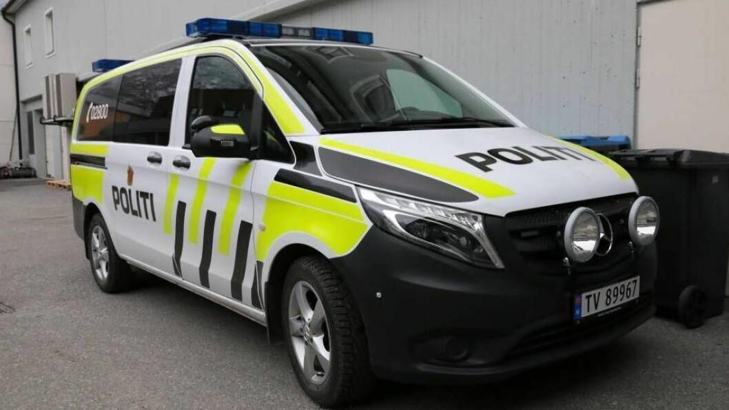 BLANDA DROPS: Politiet i Indre Sogn har hatt nok å gjera i veka som gjekk.