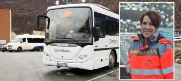 Vegvesenet kontrollerte over 800 busspassasjerar i Sogn og Fjordane
