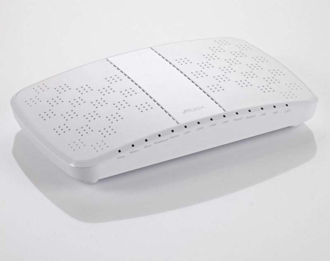 WiFi Standard: For deg som treng ei einkel løysing.
