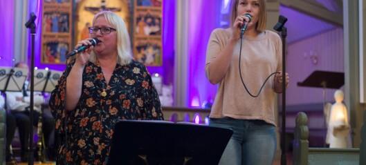 Dei musikalske kreftene i Årdal tok eit løft for heisprosjektet
