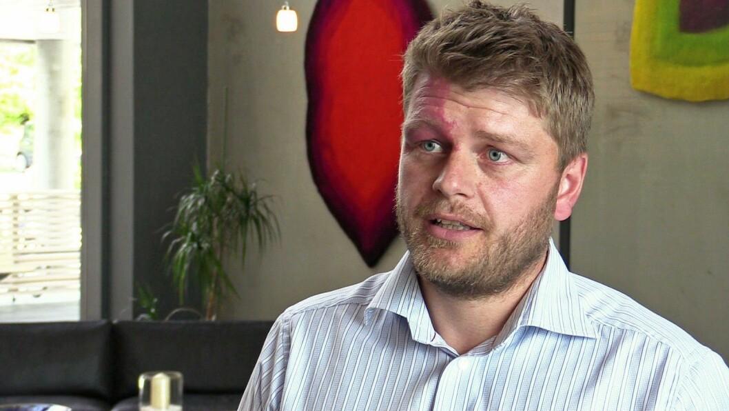 HAR KONKLUDERT: Jacob Andersen er konstituert fylkeslege i Sogn og Fjordane.