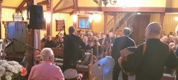 150-årsjubilum i Lærdal: – Det var ei heilt magisk stemning