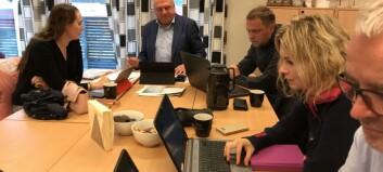 Politikarane i Lærdal skeptiske til å tvinga fram ny skytebane