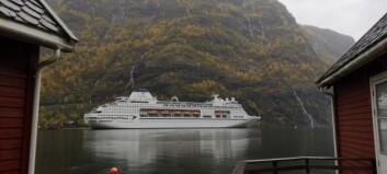 Her forlet siste cruiseskipet kaia for sesongen – og kalendaren viser oktober