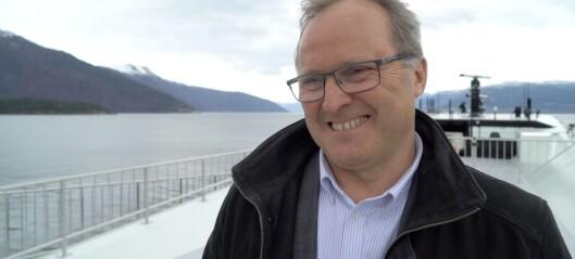 NSB og Fjord1 går saman om ny reiselivssatsing