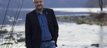 Han er Årdal Arbeiderparti sin ordførarkandidat