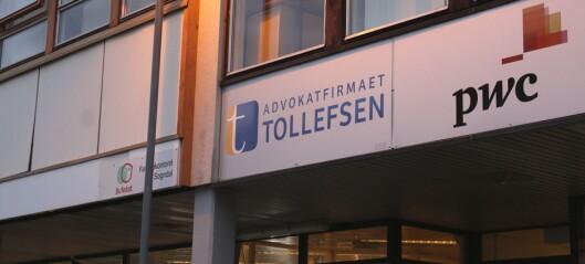 Jan Tollefsen tente mest av alle advokatane i Indre Sogn – sjå lista