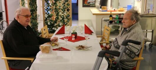 Julefeiring på Lærdal alders- og sjukeheim