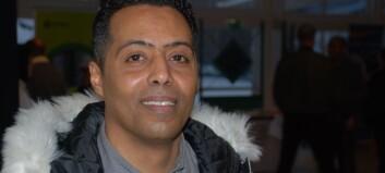 Jobbmesse i Lærdal: – Khaled vil bli bussjåfør